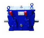 BQY112 同轴式四档变速器